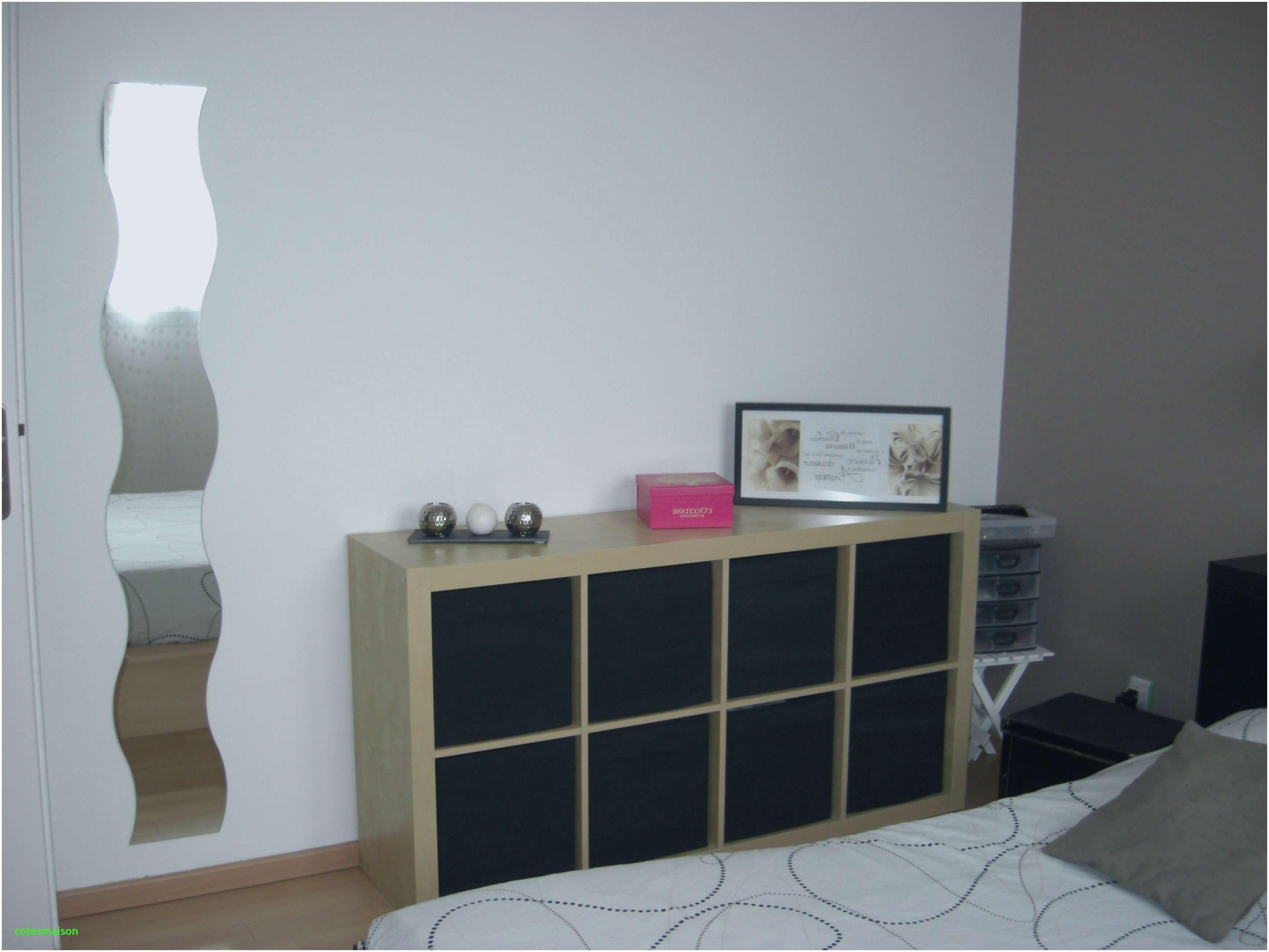 Tete De Lit Cabane Inspirant Inspiré Chambre Decoration Taupe Blanc Beige Bois Diy Tete Lit