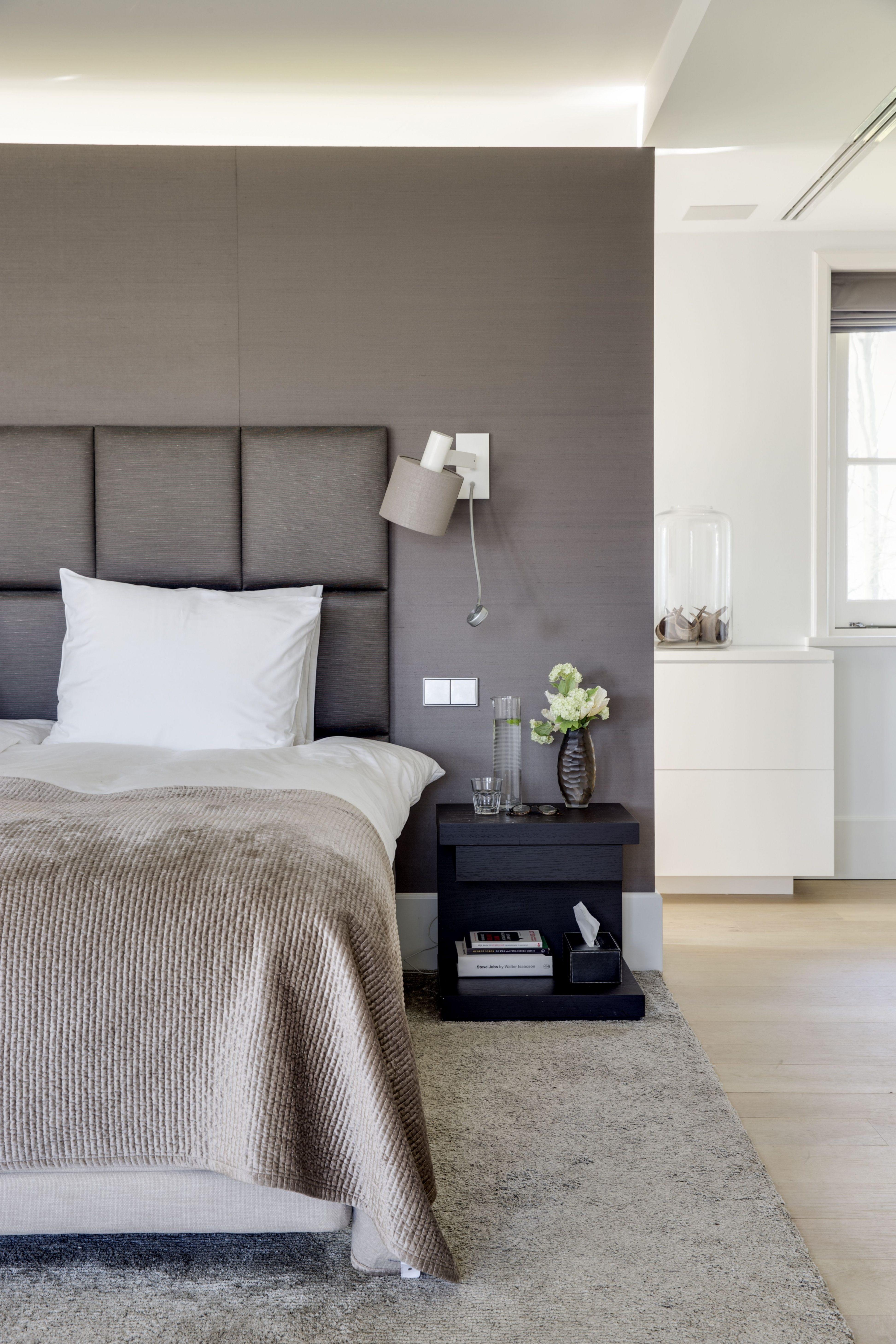 Tete De Lit Chic Et Design Douce Tete De Lit Interiors — Laguerredesmots