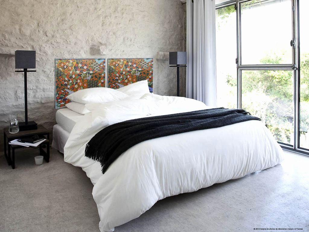 Tete De Lit Deco Fraîche Idee Tete De Lit Beauté Diy Deco Chambre Pour Fabriquer Une Tete De