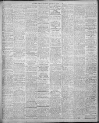 Tete De Lit Dorée Élégant Chicago Tribune From Chicago Illinois On May 1 1926 · 35