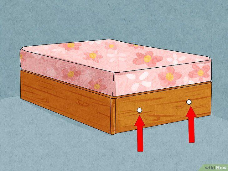 4 mani¨res de installer une tªte de lit wikiHow
