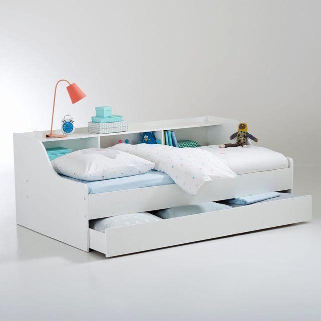 tete de lit avec rangement 160