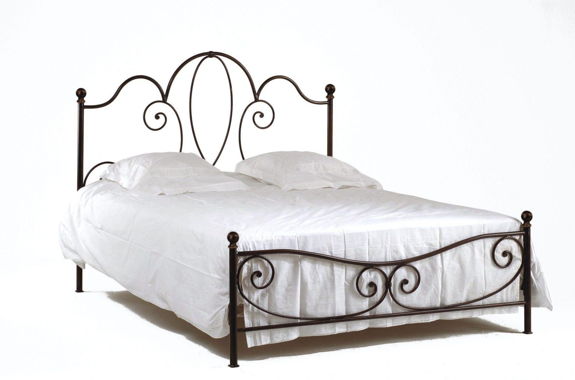 tete de lit fer forge luxe terrifiant canapé lit fer forgé