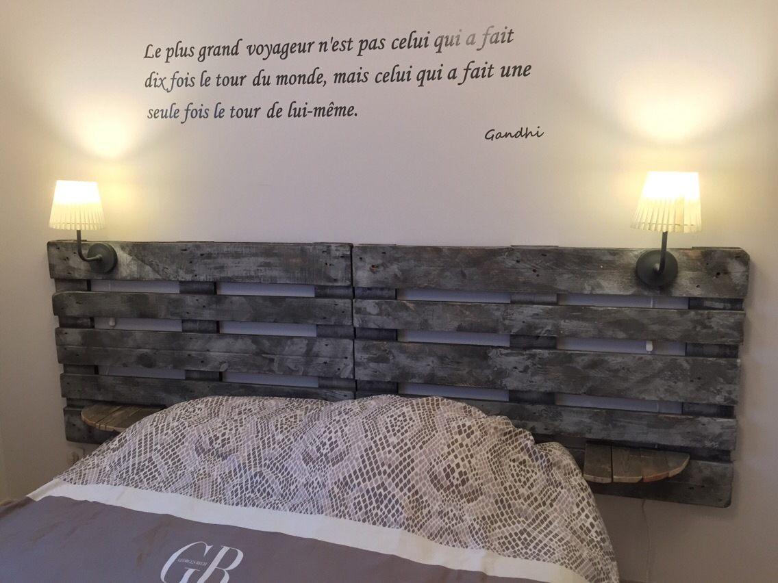 Tete De Lit Gris Anthracite Douce Chambre Avec Tete De Lit Grise Impressionnant Image Chambre Blanc Et