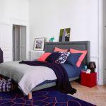 Tete De Lit Habitat Nouveau Chambre Grise 12 Photos Déco Pour Inviter Le Gris Dans La Chambre