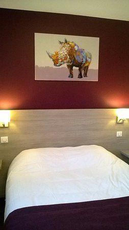 Tete De Lit Hotel Élégant Tªte De Lit Picture Of Hotel Restaurant De La Haute foret Vertou