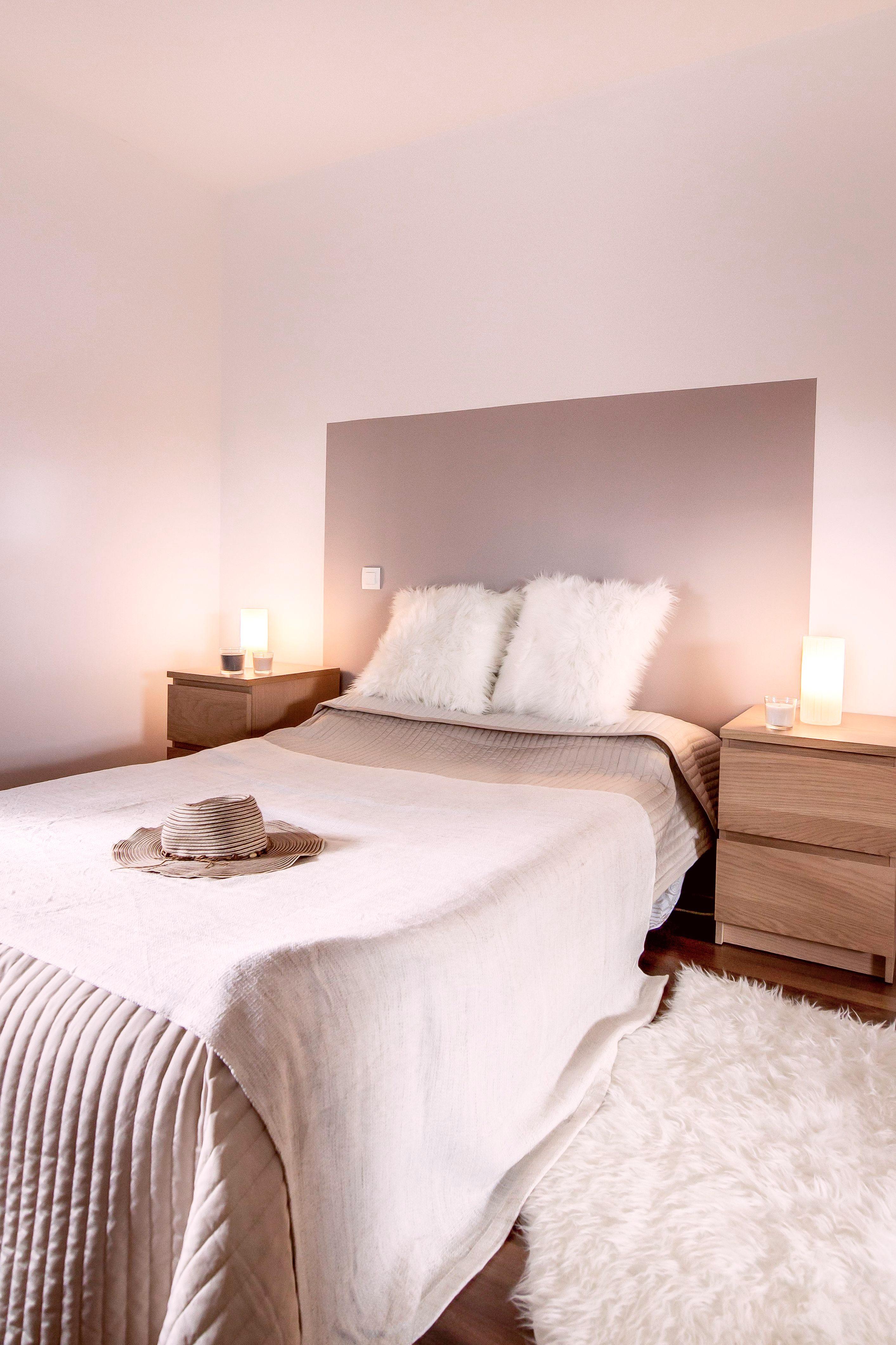Tete De Lit Idee Nouveau Idees Deco Chambre Génial Chambre Decoration Taupe Et Blanc Beige