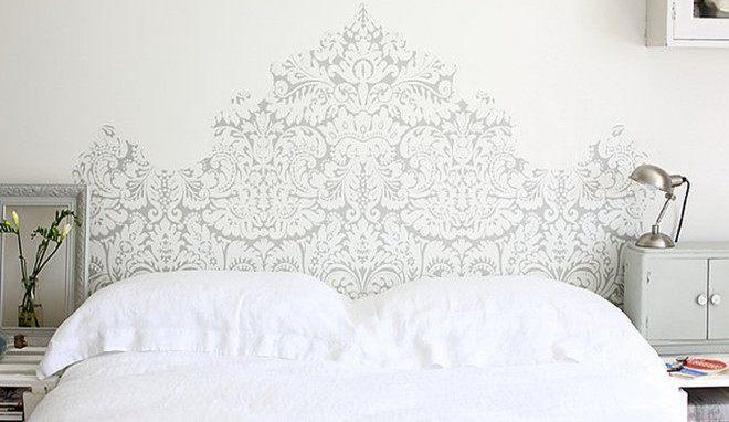 10 idées pour une tªte de lit déco dans la chambre M6 Deco