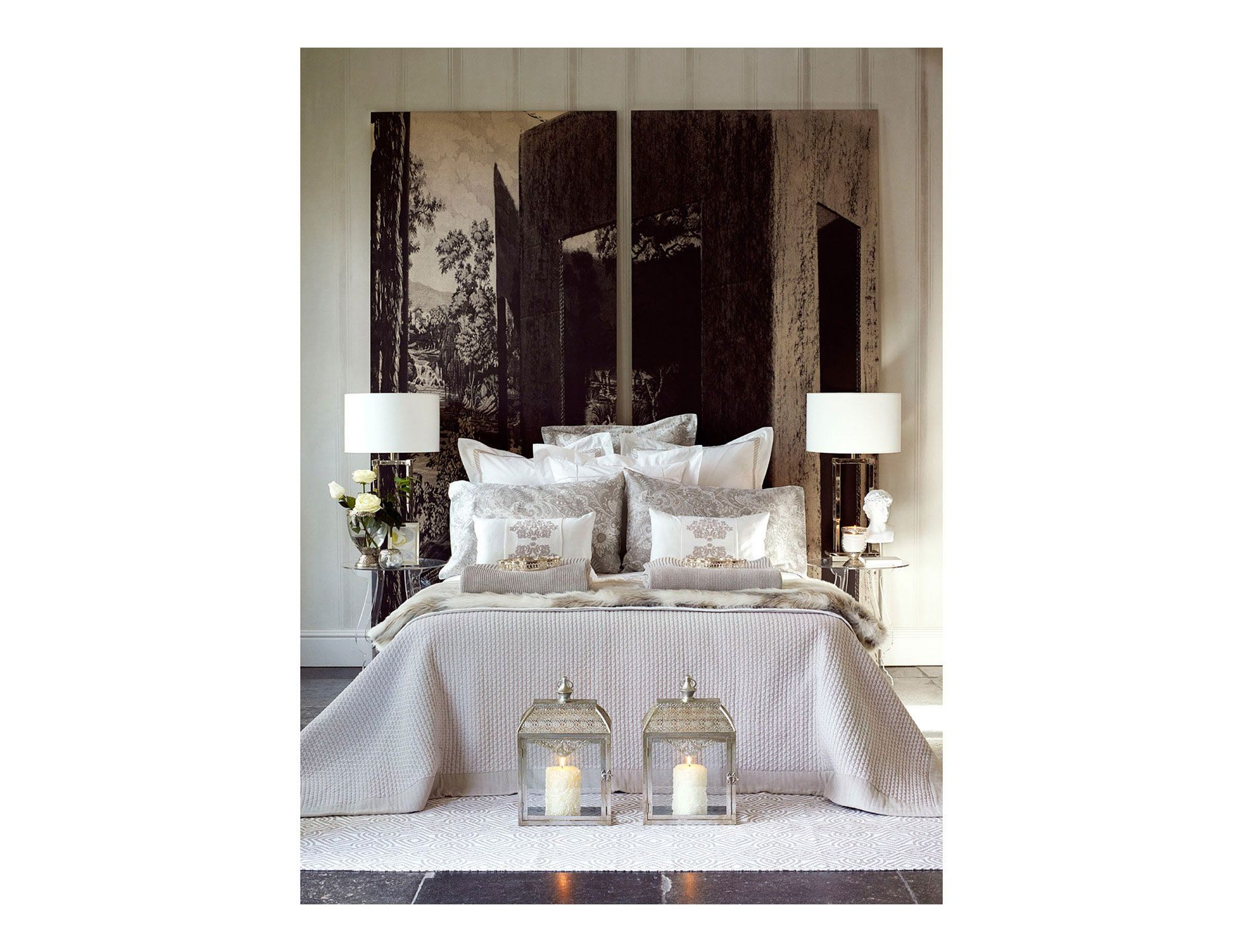 Tete De Lit Marocaine Nouveau Lookbook Zara Home Maroc Morocco Bedroom Pinterest