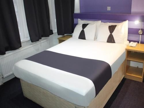 Tete De Lit Menzzo Le Luxe ОтеРь Clapham south Belvedere Hotel 2 Лондон Бронирование отзывы