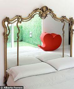Tete De Lit Miroir Nouveau 10 Meilleures Images Du Tableau Tªte De Lit Antique