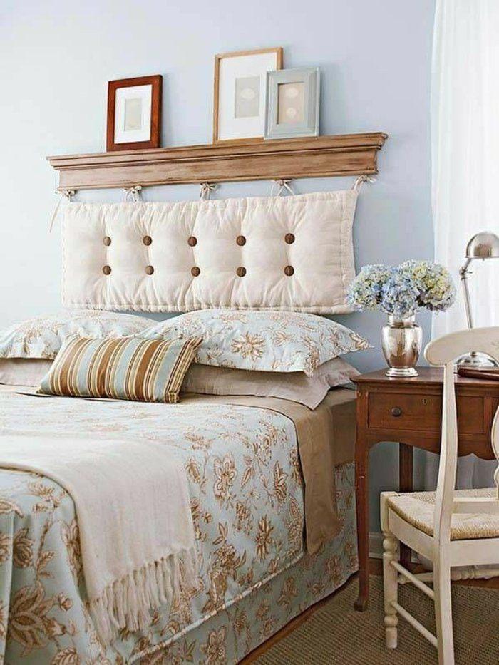 Plusieurs idées pour faire une tªte de lit soi mªme