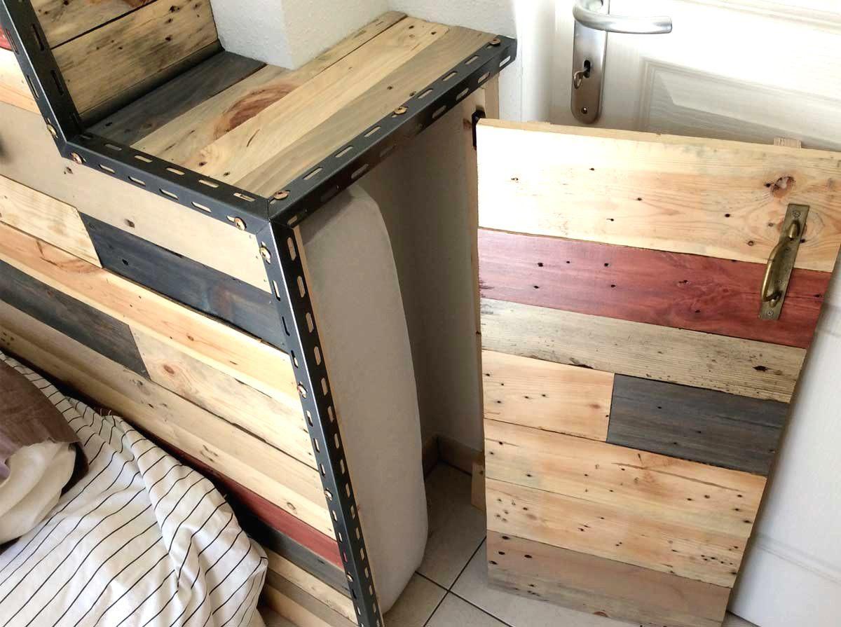 Tete De Lit Planche De Bois Meilleur De Tete Lit Bois Flotte Grange Planche Brut Blanche Blanc Pas Cher Avec