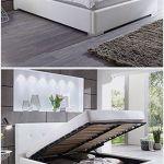 Tete De Lit Pour Lit 160 Belle Lit 160 Cm 23 160 Cm Bett Advanced Cadre De Lit Ikea Malm Ikea Lit