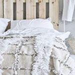 Tete De Lit Rangement Charmant Tissu Pour Faire Une Tete De Lit Beau Idee Tete De Lit Tete