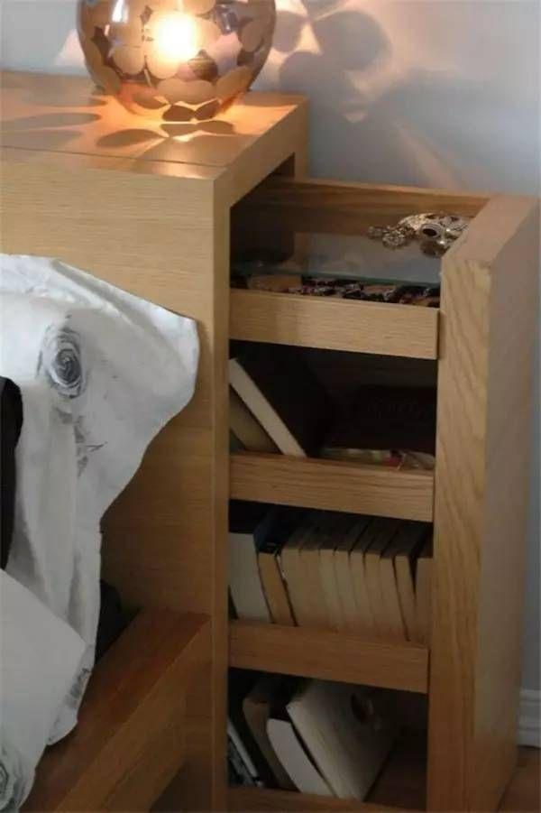15 Ingeniosos Muebles para Ahorrar Espacio bedrooms