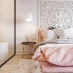 Tete De Lit Rose Le Luxe ▷ 1001 Idées Pour Chambre Rose Et Gris Les Nouvelles Tendances