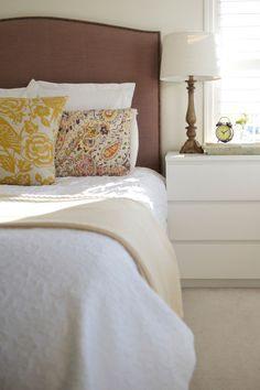Tete De Lit Rose Poudré Charmant Лучших изображений доски Bedroom 35