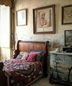 Tete De Lit Rose Poudré Le Luxe Лучшие изображения 15 на доске Eclectic Home на Pinterest в 2018