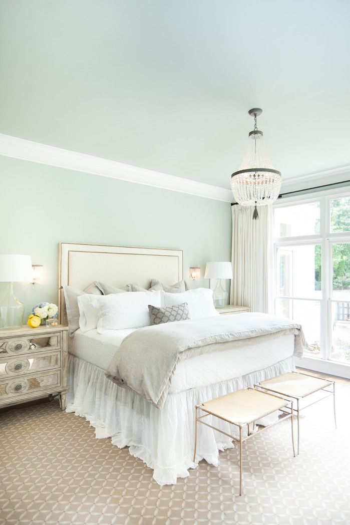 Tete De Lit Simmons Le Luxe Eclectic Bedroom Photo By Kendall Simmons Interiors