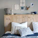 Tete De Lit Taupe Impressionnant Tete De Lit Diy Tete De Lit Bois Design Luxe Chambre Decoration
