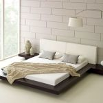 Tete De Lit Zen Inspirant Zen Style Minimalist Bedroom With Platform Bed Home Design