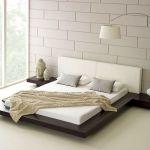 Tete De Lit Zen Inspirant Zen Style Minimalist Bedroom With Platform Bed Home Design