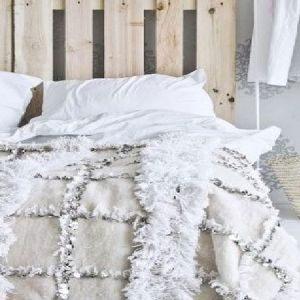 Tete Lit Rangement Agréable Tissu Pour Faire Une Tete De Lit Beau Idee Tete De Lit Tete