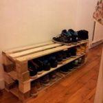 Tete Lit Rangement Bel Meuble A Chaussure Bois Petit Rangement Chaussures Meuble A
