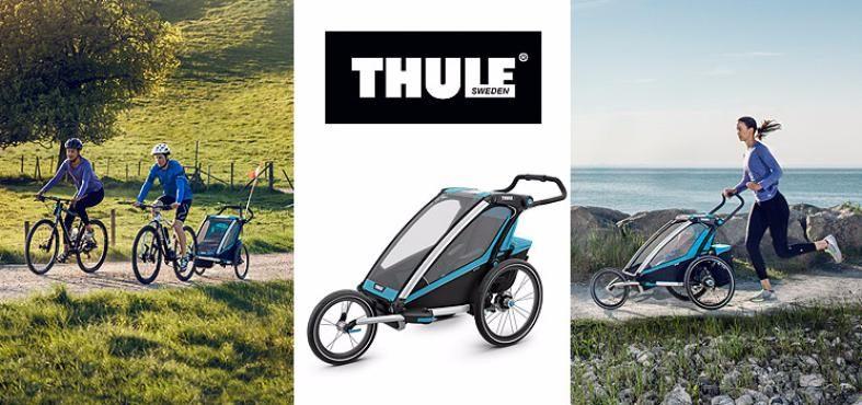 Thule Chariot Lite 2 Beau Статьи