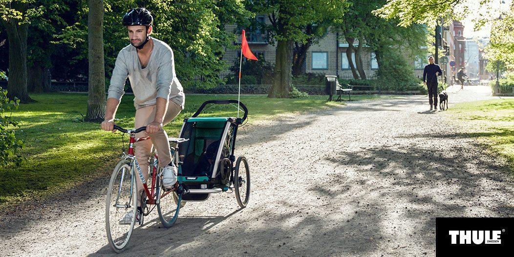 Thule Chariot Lite 2 Fraîche Статьи