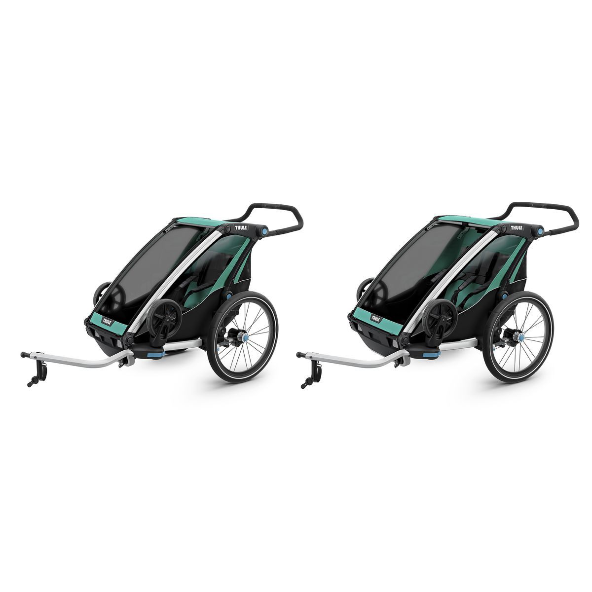 Thule Chariot Lite 2 Fraîche Kup Thule Chariot Chariot Lite Multisport Trailer
