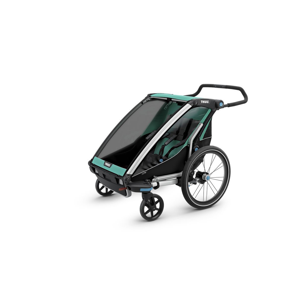 Thule Chariot Lite 2 Inspirant Kup Thule Chariot Chariot Lite Multisport Trailer