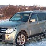 Thule Chariot Lite 2 Magnifique Auto Ria – Продажа Митсубиси Паджеро Вагон бу купить Mitsubishi