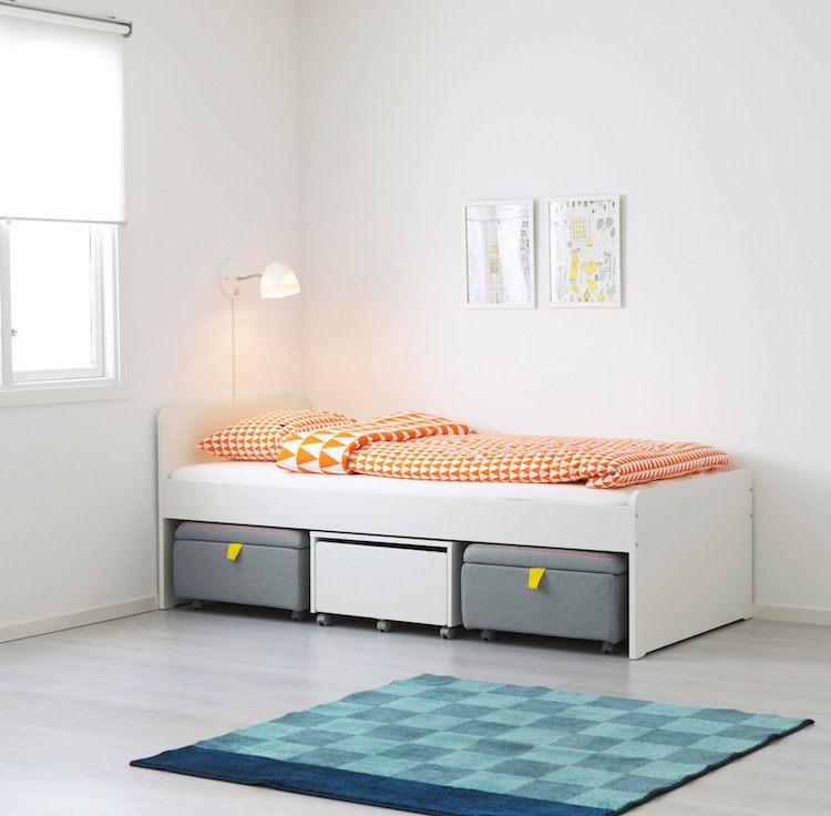 Tiroir sous Lit Ikea Nouveau Pouf Lit Ikea Frais 66 Best La Chambre D Enfant Ikea