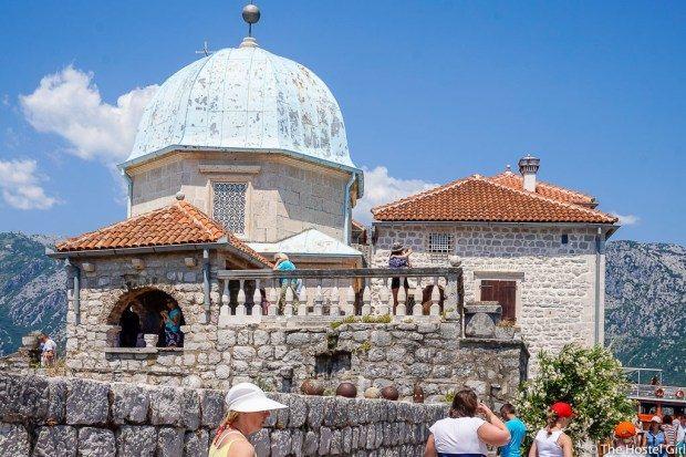 Tour De Lit 360 Agréable the Legend Of Our Lady Of the Rocks Montenegro the Hostel Girl