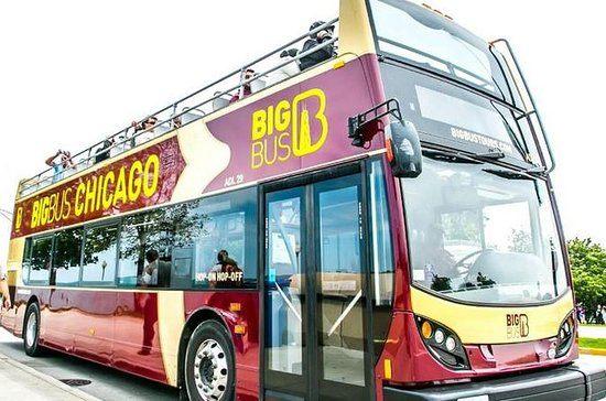 Tour De Lit 360 Bel Big Bus Chicago Hop Hop F tour Provided by Big Bus tours