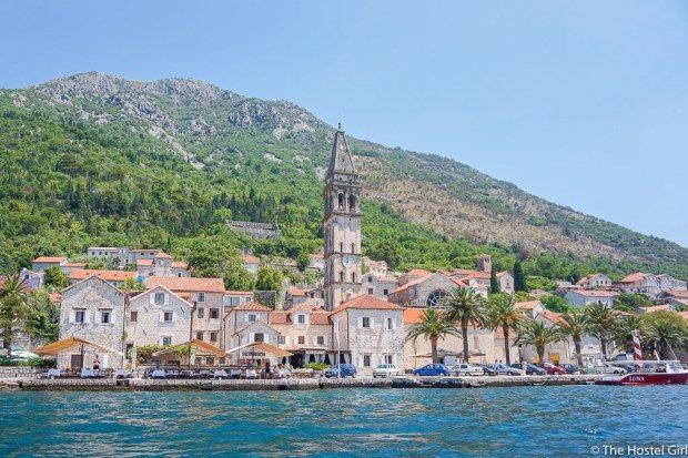 Tour De Lit 360 Élégant The Legend Of Our Lady Of The Rocks Montenegro The Hostel Girl