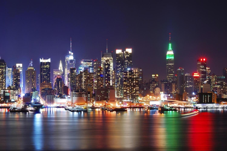 Tour De Lit 360 Impressionnant Night tour New York City