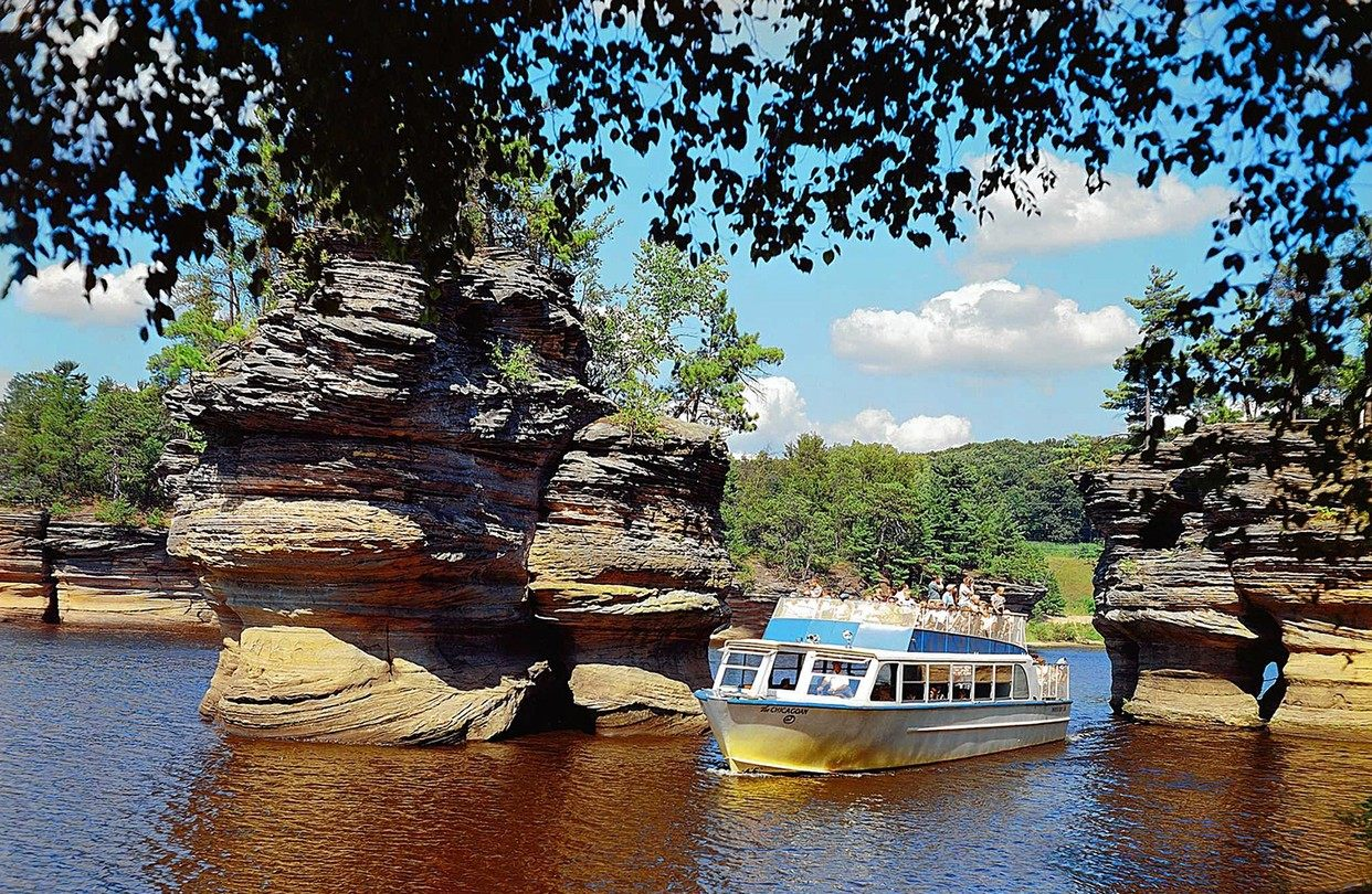 Tour De Lit 360 Joli Wisconsin A Water Lover S Wonderland Wsj
