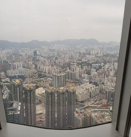 Tour De Lit 360 Nouveau Sky100 Hong Kong Observation Deck 2019 All You Need to Know before