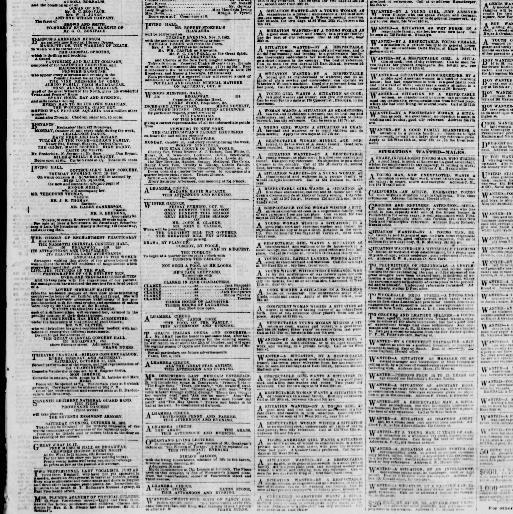 Tour De Lit Babyfan Impressionnant the New York Herald New York [n Y ] 1840 1920 October 29 1863