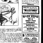 Tour De Lit Babyfan Le Luxe the Washington Herald Washington D C 1906 1939 July 15 1915