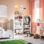 Tour De Lit Bébé Coussin Élégant Décoration De Chambre Pour Bébé — Mikea Galerie