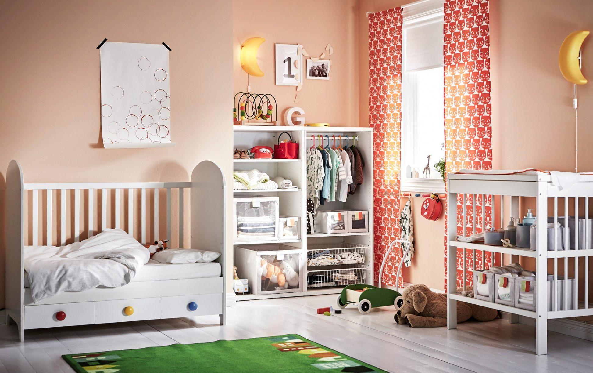 Tour De Lit Bébé Ikea Meilleur De Décoration De Chambre Pour Bébé — Mikea Galerie