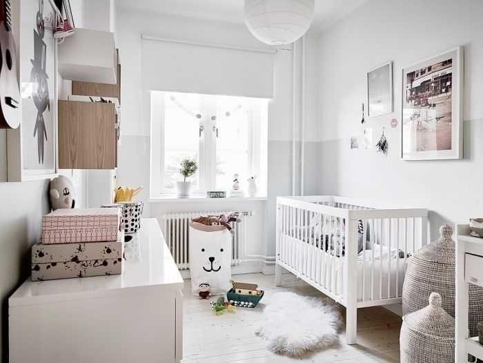 Tour De Lit Blanc Inspiré tour De Lit Scandinave tour De Lit Pour Lit Evolutif Maison Design