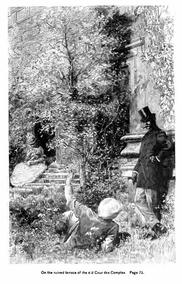 Tour De Lit Bump Magnifique the Immortal Alphonse Daudet