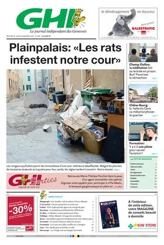 GHI 20 09 2018 CLIENTS by GHI & Lausanne Cités issuu