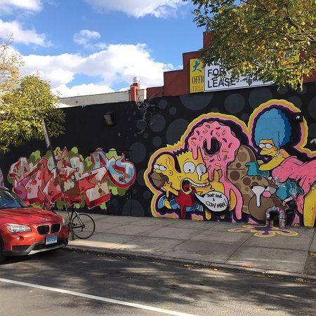 Tour De Lit Dumbo Fraîche Bushwick Collective Street Art Brooklyn 2019 All You Need to