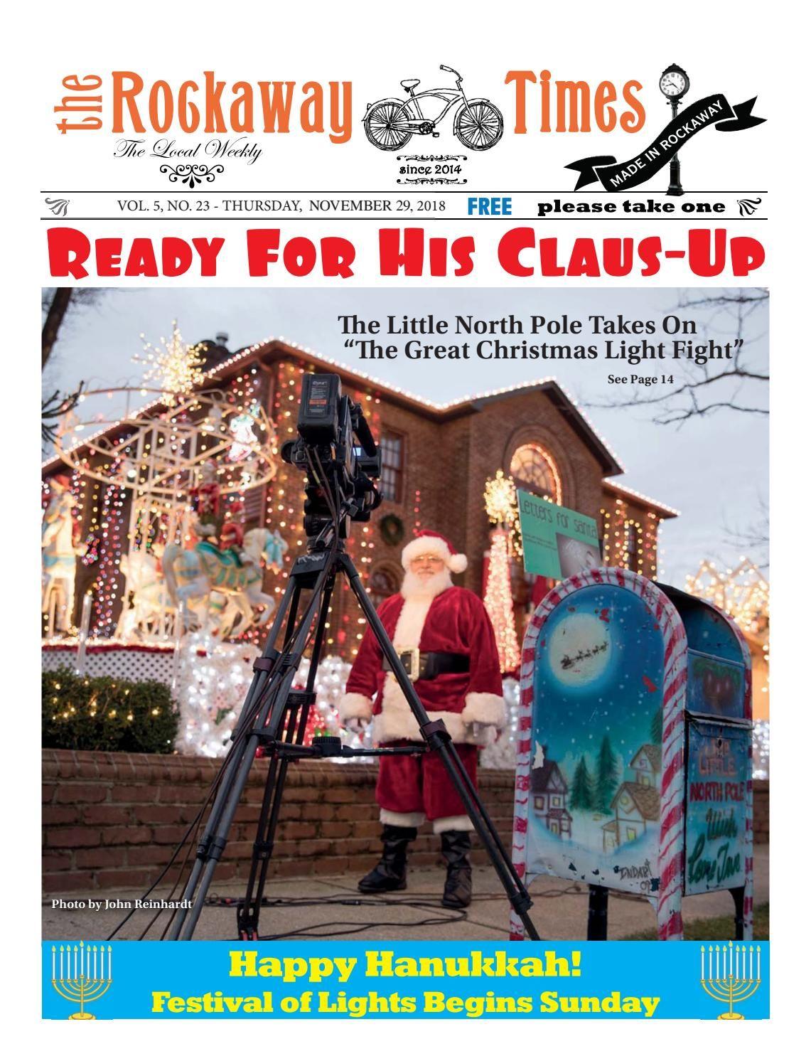 Tour De Lit Dumbo Impressionnant Rockaway Times 11 29 18 by Rockaway Times issuu